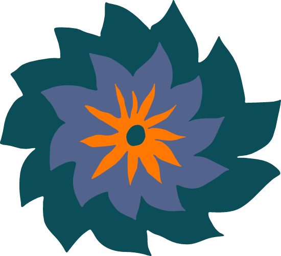 Starburst Flower