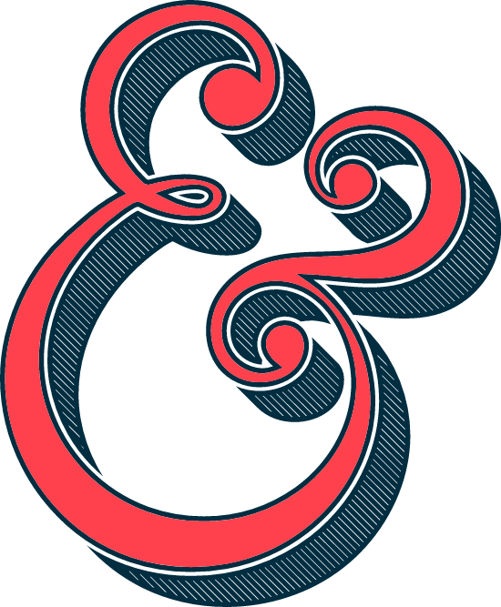 Curly Ampersand