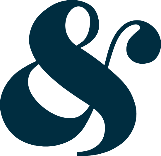 Enormous Ampersand