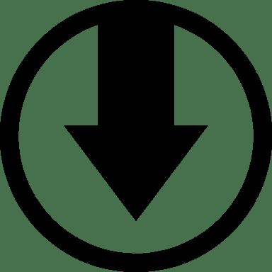 Fat Arrow Circle
