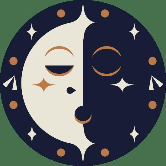 Half Moon Mask