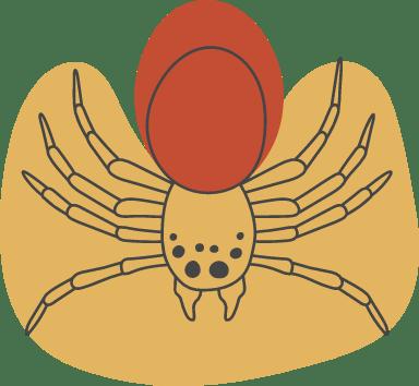 Halloween Tarantula