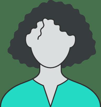 Afro Woman Avatar