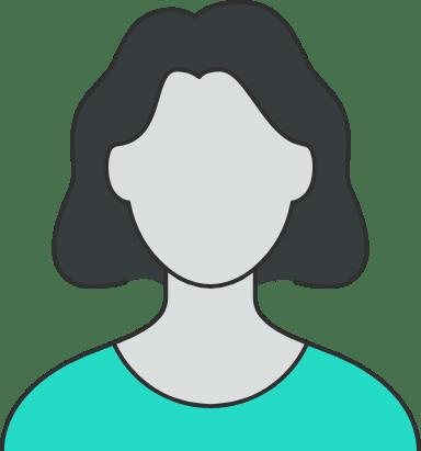 Short Hair Woman Avatar