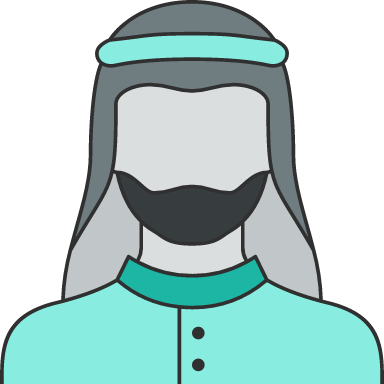 Arab Man Avatar