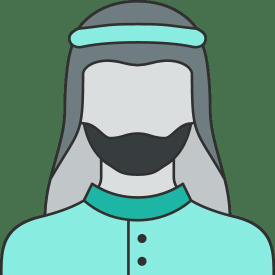 Arab Man Avatar