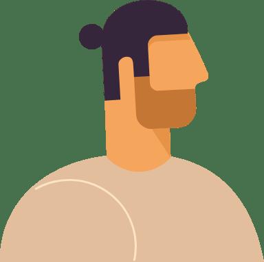 Bun Profile Man