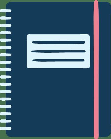 Drawn Day Planner