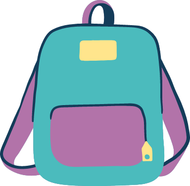 Drawn School Backpack