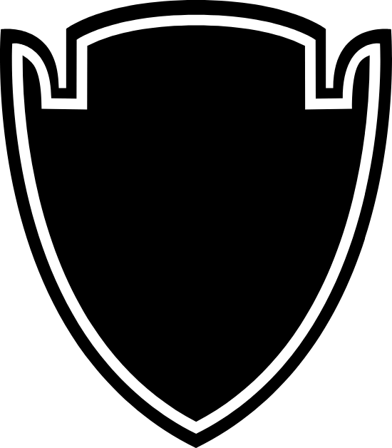 Notched Badge