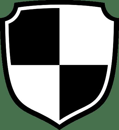 Four-Square Badge