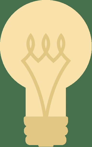 Plain Lightbulb