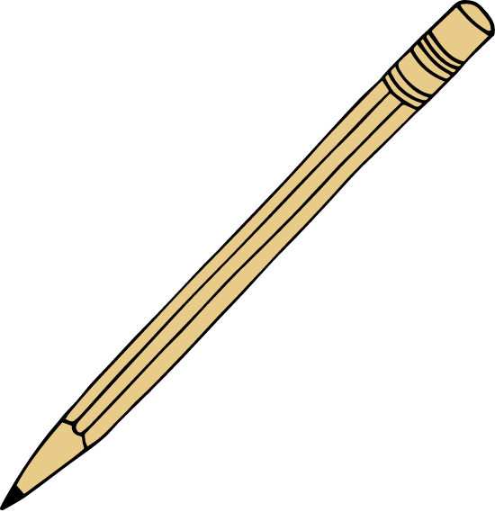 Drawn Pencil
