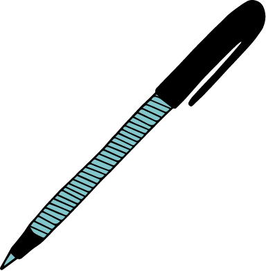 Drawn Pen