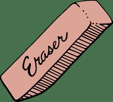 Drawn Eraser