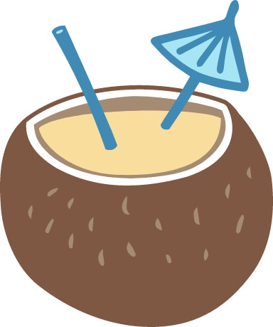 Coconut Mixed Drink