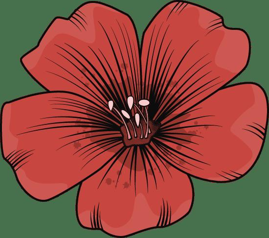 Tropical Blossom