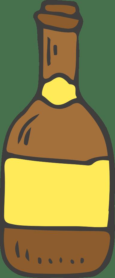 Stubby Bottle