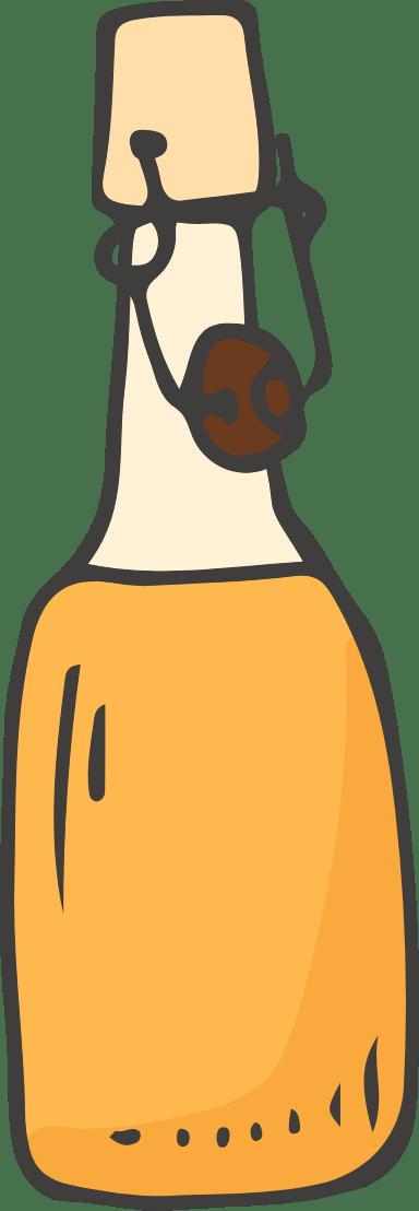 Corked Bottle