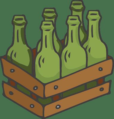 Crate of Beer