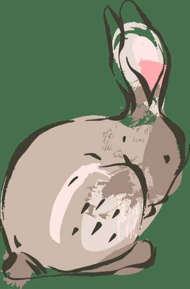 Hunching Bunny