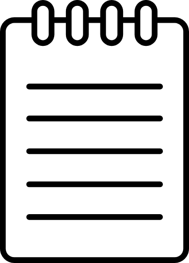 Minimal Note Pad