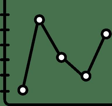 Minimal Line Chart