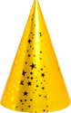 Starry Party Hat