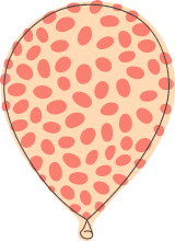 Mottled Balloon