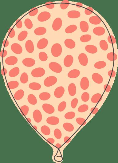 Mottled Balloon