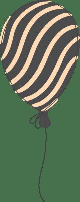 Wavy Balloon