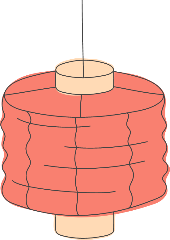 Gauze Paper Lantern