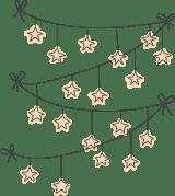 Starry Garland