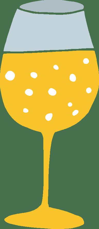 Semi-Sparkling Wine