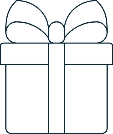 Sparse Gift Box