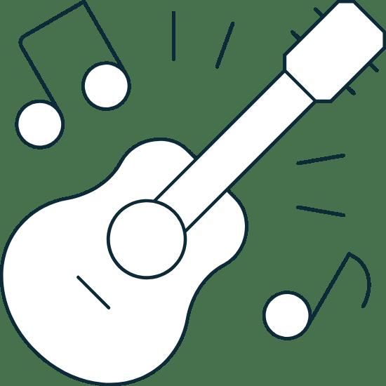 Sparse Acoustic Guitar
