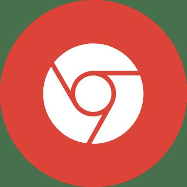 Chrome in Circle