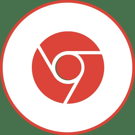 Chrome in Circle 3
