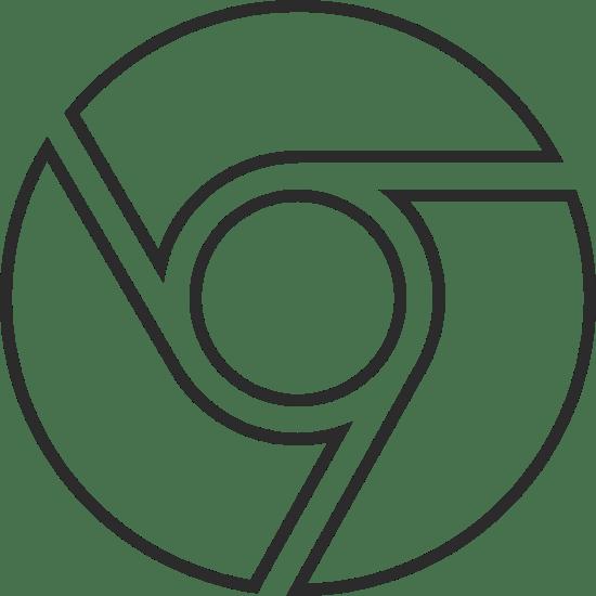 Chrome Outline 2