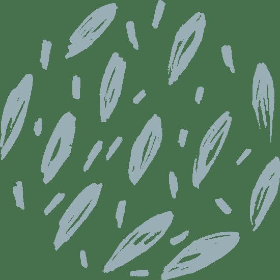Leafy Circle Texture