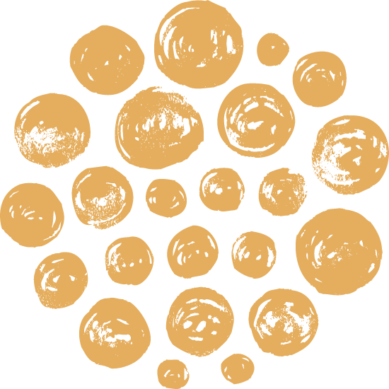 Balled Circle Texture