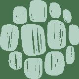 Cartouche Circle Texture