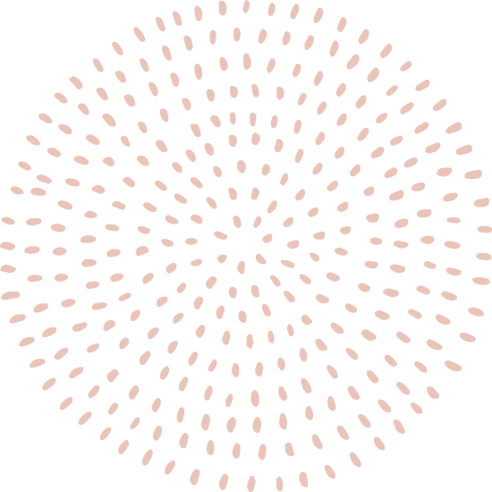 Radiating Circle Texture