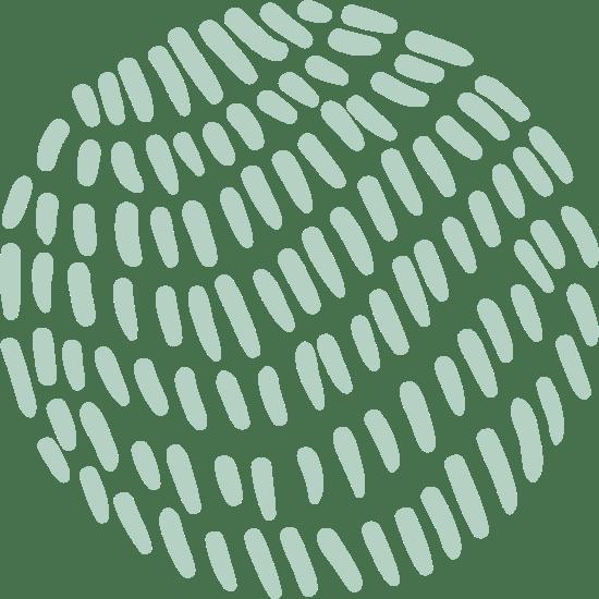 Cascading Circle Texture