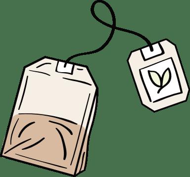 Dry Tea Bag