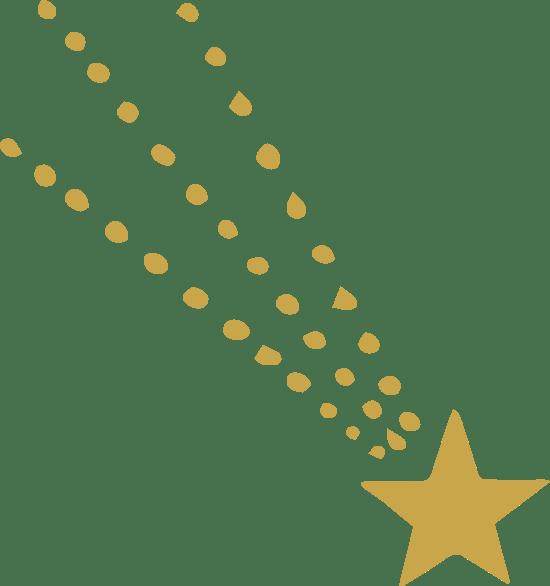 Luminous Comet