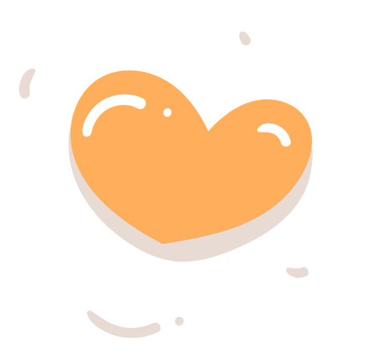 Heart Fried Egg