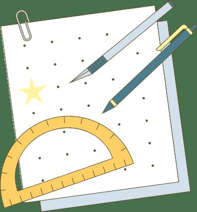 Paper & Protractor