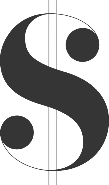 Elegant Dollar Sign