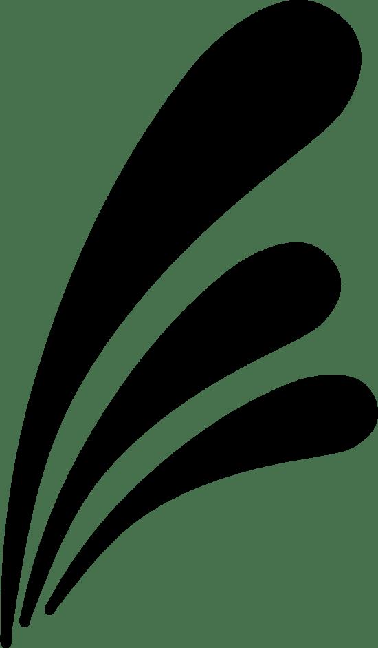 Three-Prong Flourish